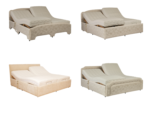 Dual Electric Adjustable Beds